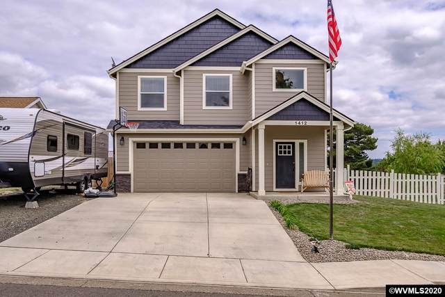 1412 SW 14th St, Dallas, OR 97338 (MLS #765843) :: Coho Realty