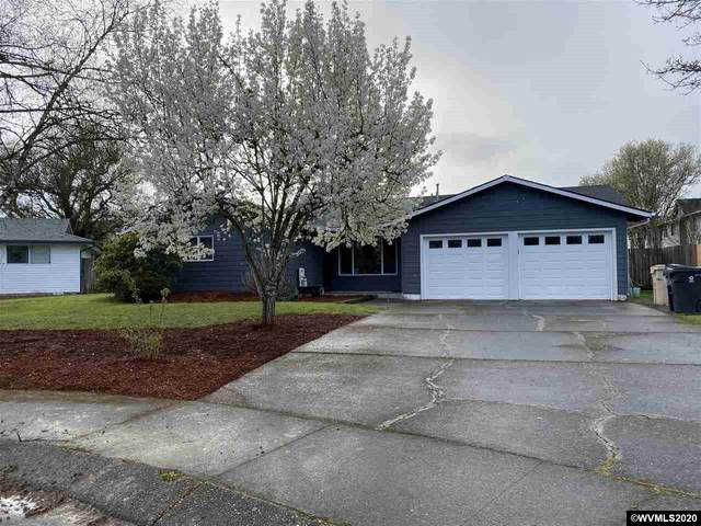 1921 Breakwood Cl SE, Albany, OR 97322 (MLS #765844) :: Gregory Home Team