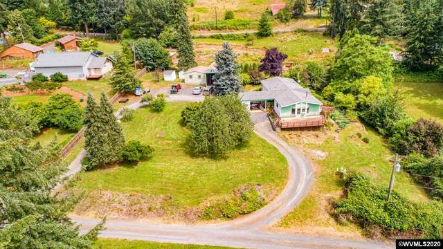 41658 Shady Ln, Sweet Home, OR 97386 (MLS #765872) :: Gregory Home Team