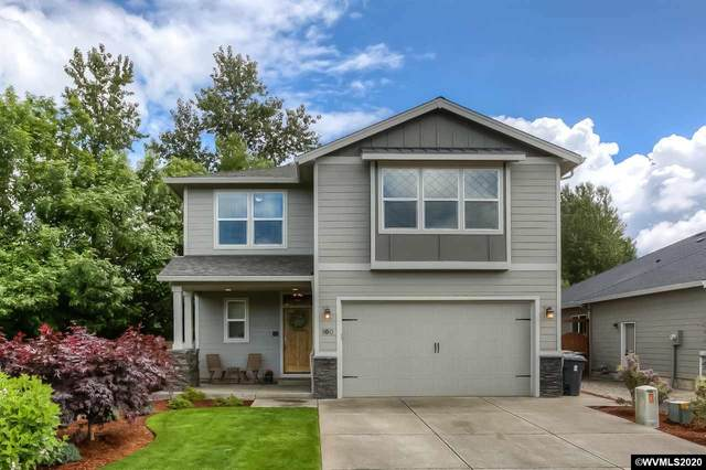 160 SW Wyatt St, Dallas, OR 97338 (MLS #765899) :: Coho Realty