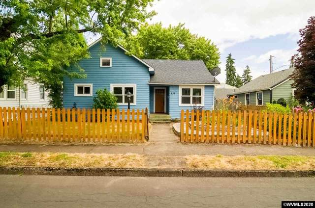 837 SW 8th St, Corvallis, OR 97333 (MLS #765908) :: Coho Realty