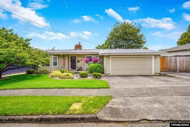 705 3rd Av, Sweet Home, OR 97386 (MLS #765991) :: Song Real Estate