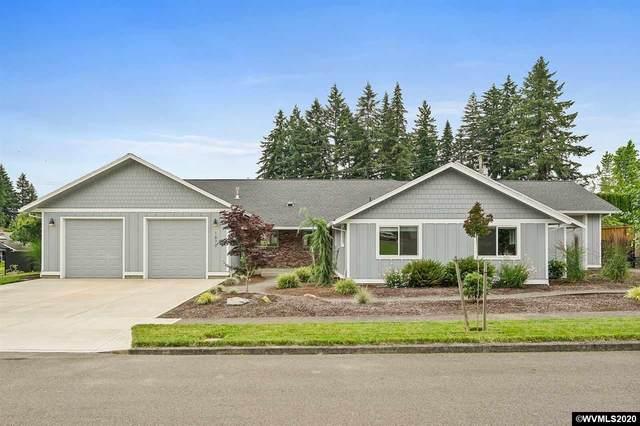 1870 E Cedar St, Stayton, OR 97383 (MLS #765997) :: Sue Long Realty Group