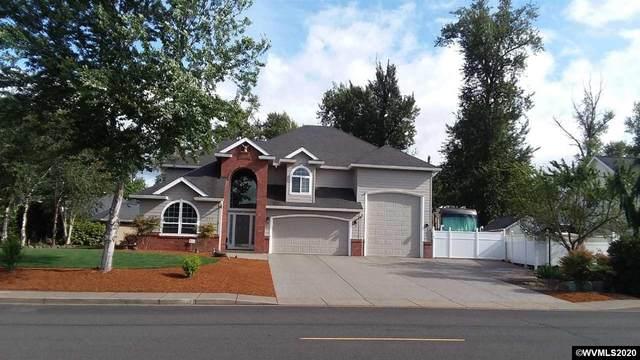 1279 SE Barberry Av, Dallas, OR 97338 (MLS #766010) :: Song Real Estate