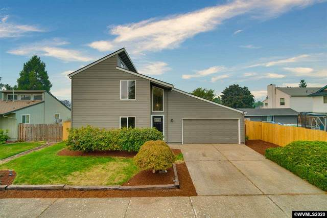 2557 43rd Pl SE, Albany, OR 97322 (MLS #766126) :: Change Realty