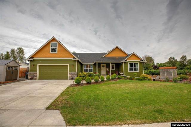 38760 SW 2nd Av, Scio, OR 97374 (MLS #766180) :: Sue Long Realty Group