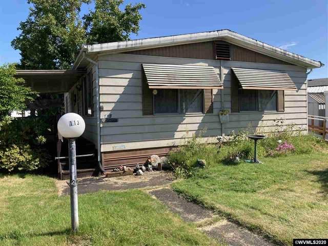 277 NE Conifer (#113) #113, Corvallis, OR 97330 (MLS #766311) :: Gregory Home Team