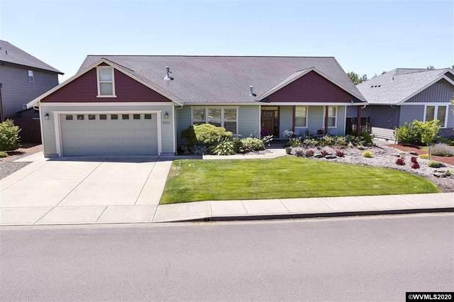 9692 Willamette St, Aumsville, OR 97325 (MLS #766414) :: Gregory Home Team