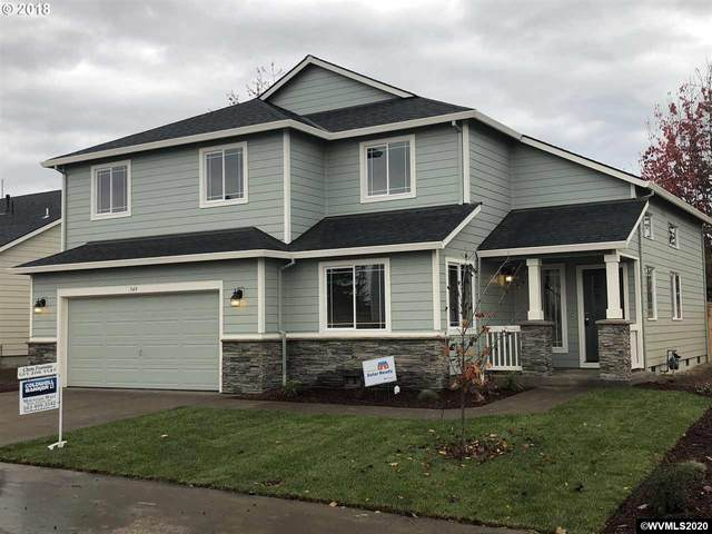 680 Stewart Ct, Molalla, OR 97038 (MLS #766507) :: Coho Realty