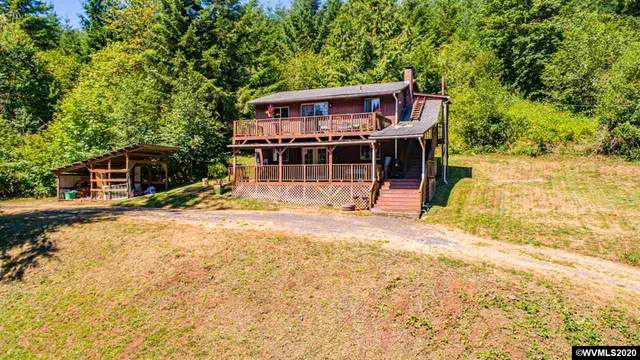 24450 W Brush Creek Dr, Sweet Home, OR 97386 (MLS #766511) :: Gregory Home Team