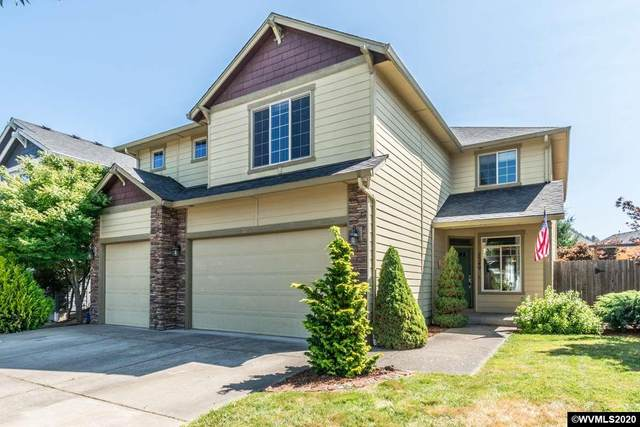 2349 Mountain River Dr, Lebanon, OR 97355 (MLS #766531) :: Gregory Home Team