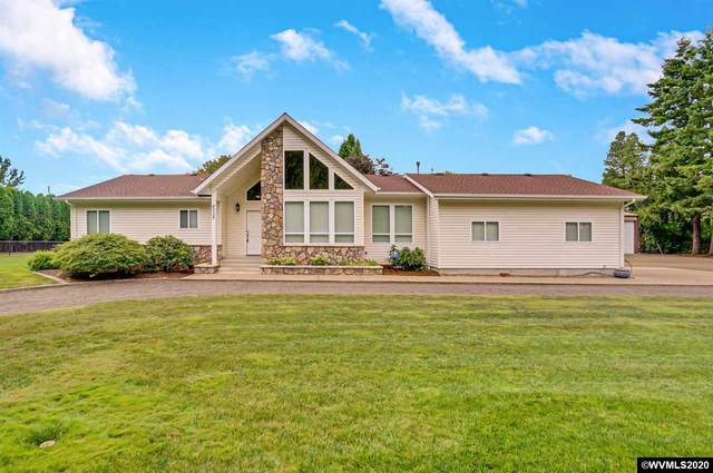 4038 NE Fair Acres Dr, Corvallis, OR 97330 (MLS #766546) :: Gregory Home Team