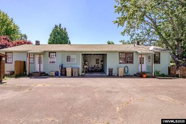 538 SE Bridgeway (-540), Corvallis, OR 97333 (MLS #766550) :: Gregory Home Team