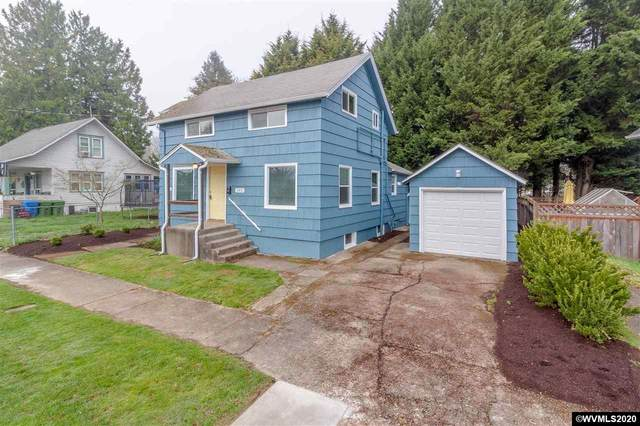 595 20th (-585) NE, Salem, OR 97301 (MLS #766559) :: Gregory Home Team