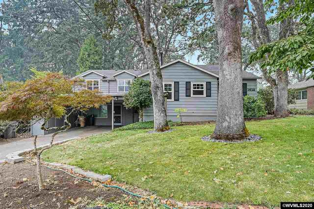 1612 NW Alta Vista Dr, Corvallis, OR 97330 (MLS #766563) :: Coho Realty