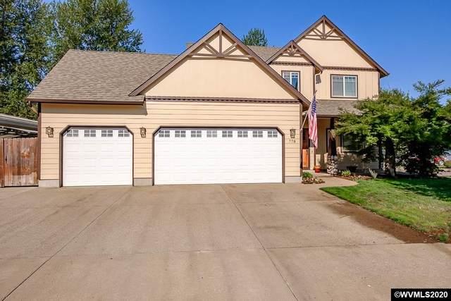 778 27th Av, Sweet Home, OR 97386 (MLS #766654) :: Gregory Home Team