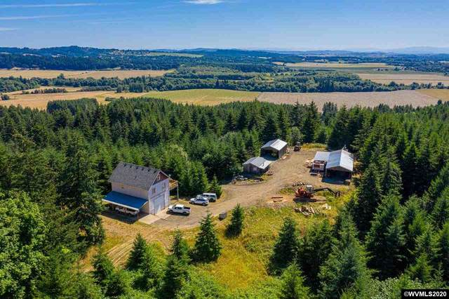 16062 Airlie, Monmouth, OR 97361 (MLS #766693) :: Sue Long Realty Group