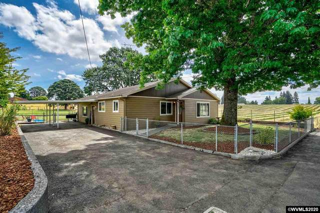 658 S Center St, Sublimity, OR 97385 (MLS #766697) :: Gregory Home Team