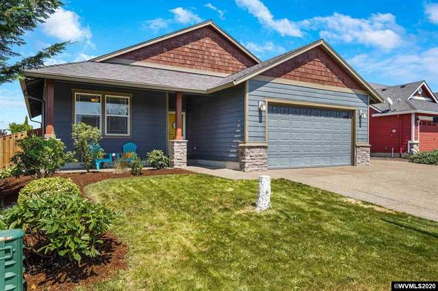 9841 Fox St, Aumsville, OR 97325 (MLS #766703) :: Gregory Home Team
