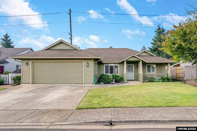 750 Summerview Dr, Stayton, OR 97383 (MLS #766704) :: Gregory Home Team