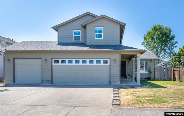 1024 S 10th St, Lebanon, OR 97355 (MLS #766708) :: Gregory Home Team