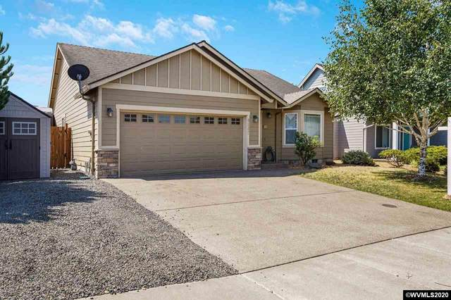 9842 Fox St, Aumsville, OR 97325 (MLS #766807) :: Gregory Home Team