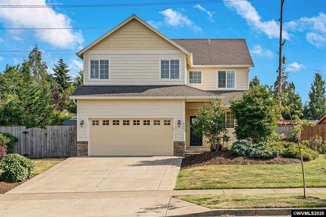866 Summerview Dr, Stayton, OR 97383 (MLS #766819) :: Gregory Home Team