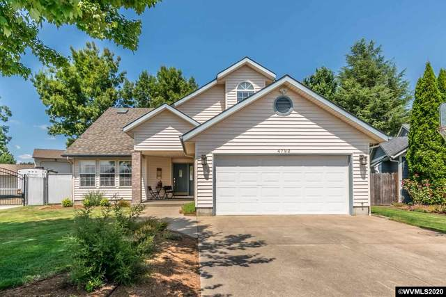 4792 Shortridge St SE, Albany, OR 97322 (MLS #766823) :: Gregory Home Team