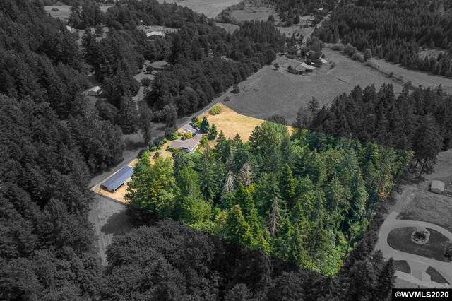 16170 Mcbee Rd, Dallas, OR 97361 (MLS #766868) :: Sue Long Realty Group