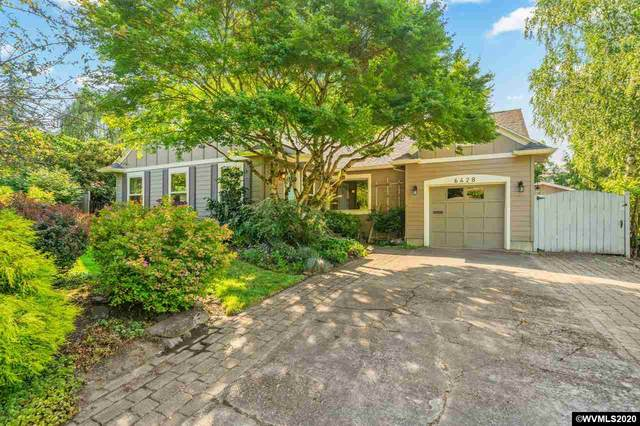 6428 SW 46th Pl, Portland, OR 97221 (MLS #766940) :: Gregory Home Team