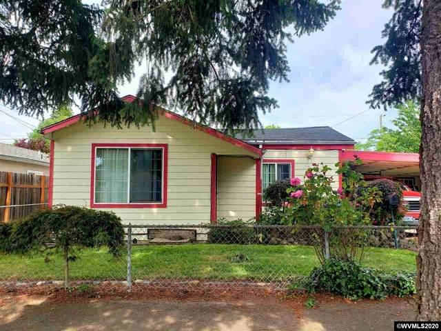 795 18th St NE, Salem, OR 97301 (MLS #766952) :: Gregory Home Team
