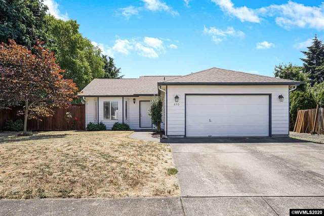 890 Lincoln St, Aumsville, OR 97325 (MLS #766961) :: Gregory Home Team