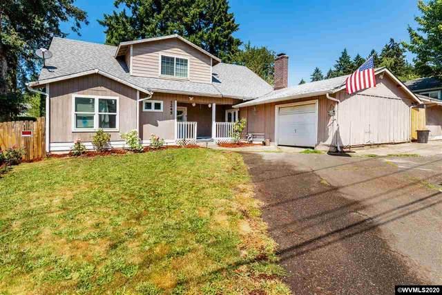 1245 Oakhill Av SE, Salem, OR 97302 (MLS #766975) :: Gregory Home Team