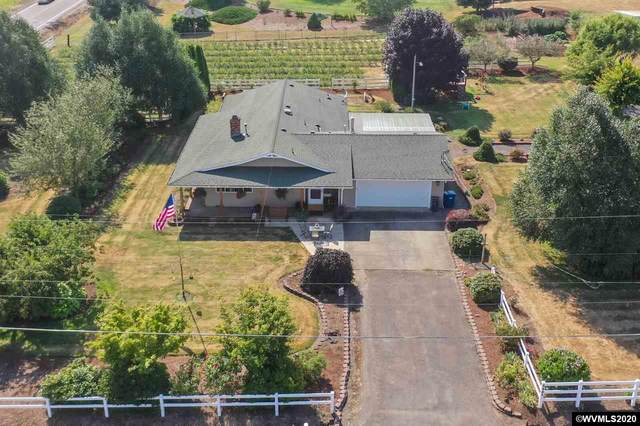 8485 Anderson Rd SE, Sublimity, OR 97385 (MLS #766996) :: Gregory Home Team
