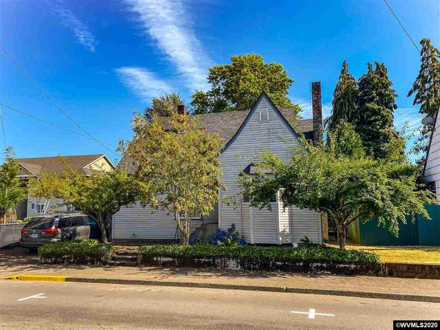 1627 Main St, Sweet Home, OR 97386 (MLS #767008) :: Gregory Home Team