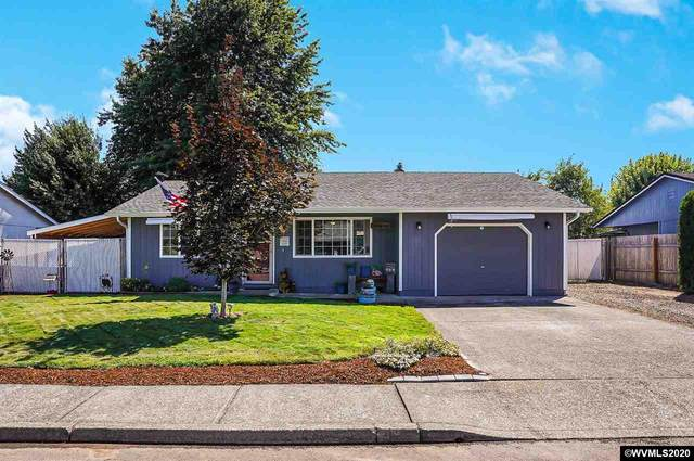 820 N 9th St, Aumsville, OR 97325 (MLS #767021) :: Gregory Home Team