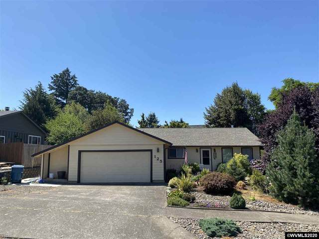 125 NW Downy Dr, Sublimity, OR 97385 (MLS #767074) :: Sue Long Realty Group