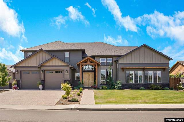9780 Willamette St, Aumsville, OR 97325 (MLS #767099) :: Gregory Home Team