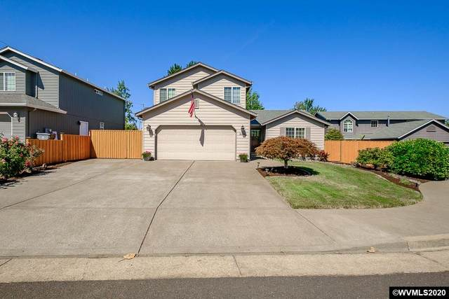 8106 Daphne Ct, Corvallis, OR 97330 (MLS #767106) :: Gregory Home Team