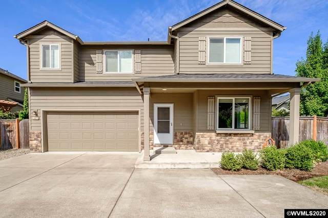 868 North Pointe Dr NW, Albany, OR 97321 (MLS #767122) :: Gregory Home Team