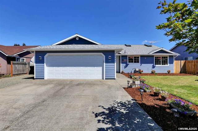 1661 Partridge Ct, Stayton, OR 97383 (MLS #767127) :: Gregory Home Team