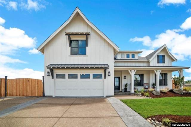 652 SE Syron St, Dallas, OR 97338 (MLS #767162) :: Song Real Estate