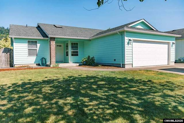 2173 Mickie Dr, Lebanon, OR 97355 (MLS #767174) :: Gregory Home Team