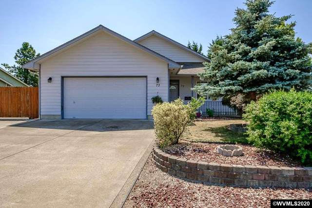 73 Oakway Pl, Lebanon, OR 97355 (MLS #767185) :: Gregory Home Team