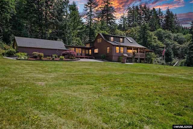 45605 Highway 22, Hebo, OR 97122 (MLS #767230) :: Premiere Property Group LLC