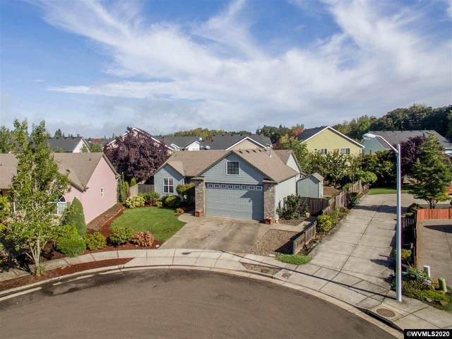1575 Cougar Ct SW, Albany, OR 97321 (MLS #767250) :: Gregory Home Team