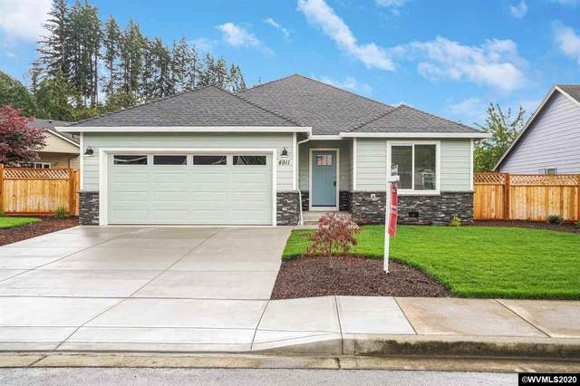 4911 Mimosa Cl, Sweet Home, OR 97386 (MLS #767278) :: Gregory Home Team