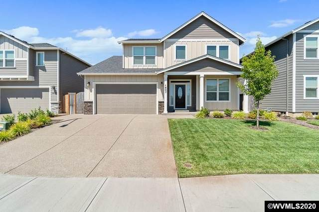 1607 Trent Av N, Keizer, OR 97303 (MLS #767289) :: Gregory Home Team