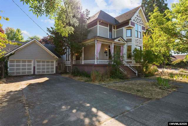 829 Washington St SW, Albany, OR 97321 (MLS #767333) :: Song Real Estate