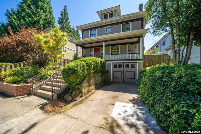 2034 NE Couch St, Portland, OR 97232 (MLS #767338) :: Gregory Home Team